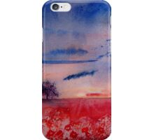 POPPY FIELDS iPhone Case/Skin