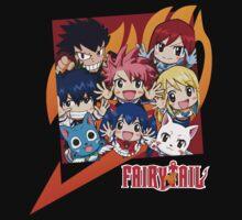 Fairy Tail Nakama !  Kids Tee