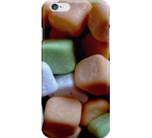 Juicy cube iPhone Case/Skin