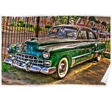 1948 Cadillac-side view full Poster