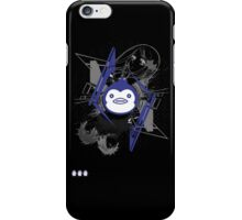 Mawaru PenguinDrum T-shirt iPhone Case/Skin