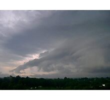 *TVS STORM CELL* Photographic Print