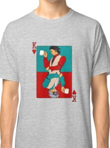 Godot: The King Of Hearts Classic T-Shirt