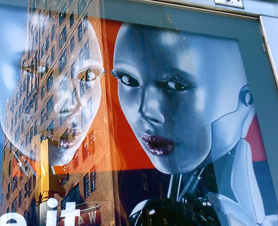 West 4th Street, Greenwich Village, NYC by RonnieGinnever