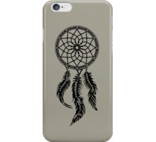 Dream Catcher, Native American Indians, Protection iPhone Case/Skin