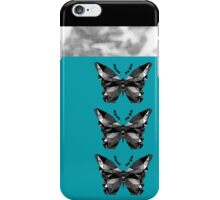 BW Butterfly iPhone Case/Skin