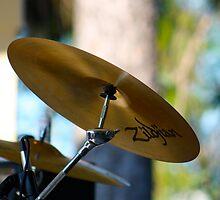 Zildjian Cymbal by Chuck Zacharias