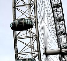 London Eye  by Adam Dyson