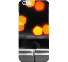 Synthesizer & Bokeh Lights iPhone Case/Skin