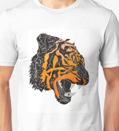 Tiger Roar Unisex T-Shirt
