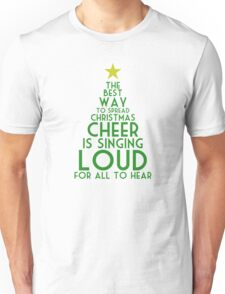 Spread Christmas Cheer Unisex T-Shirt