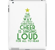 Spread Christmas Cheer iPad Case/Skin