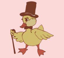 Mr. important Duckling Kids Tee