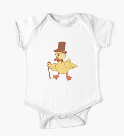 Mr. important Duckling One Piece - Short Sleeve