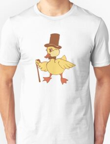 Mr. important Duckling Unisex T-Shirt