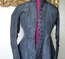 The Victorian ladies jacket by AngelicaL
