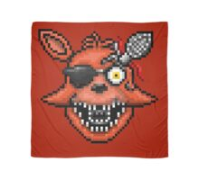 Five Nights at Freddy's 2 - Pixel art - Foxy Scarf