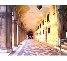 The Doge's Palace, Venice Photographic Print