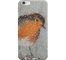 I Love Snow iPhone Case/Skin