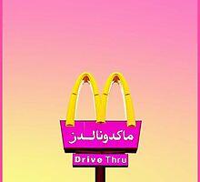 Arabic Mcdees by apsi