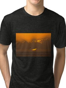 a wink by nature Tri-blend T-Shirt