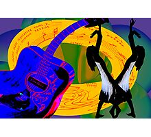 Dance Party Photographic Print