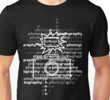 Photography text_camera_02 Unisex T-Shirt