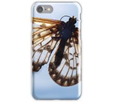 Butterfly Caught iPhone Case/Skin