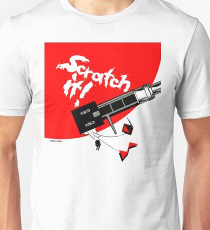 Scratch it! Unisex T-Shirt