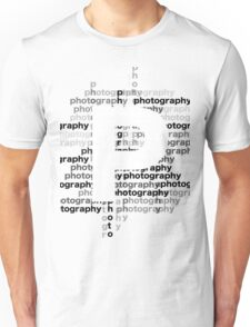 Photography text_06 T-Shirt