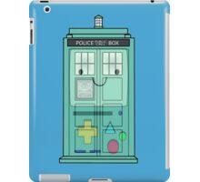 BMO Tardis version 1 iPad Case/Skin