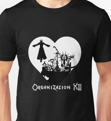 Kingdom Hearts - Organization XIII Unisex T-Shirt