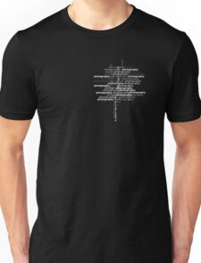 Photography text_05 T-Shirt
