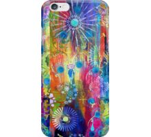 Lucid Peacock  iPhone Case/Skin