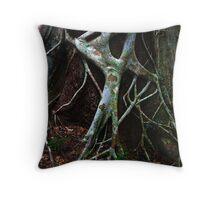 Strangler Fig 01 Throw Pillow
