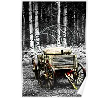 Uncovered Wagon II Poster