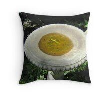 The Font of Samsara Throw Pillow