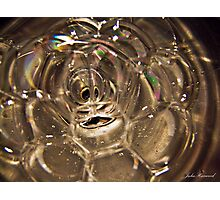 Alien Bubbles Photographic Print