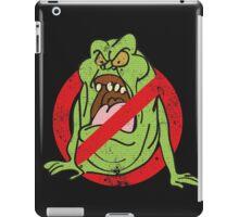 Slimer iPad Case/Skin