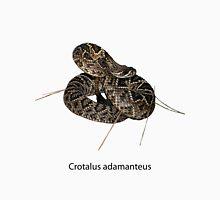 Eastern Diamondback Rattlesnake Unisex T-Shirt