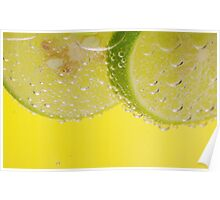 Slice of Lime Poster
