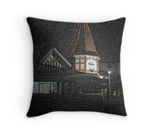 Towers and Turrets (2) Throw Pillow