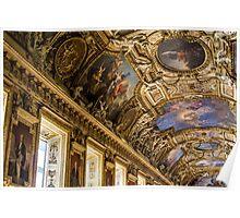 Apollo Gallery Louvre Poster