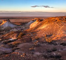The Breakaways • South Australia by William Bullimore