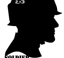 2TIMOTHY 2:3 SOLDIER OF JESUS CHRIST by Calgacus