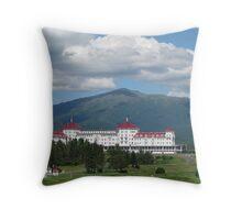 Mount Washington Hotel, Mount Washington Throw Pillow
