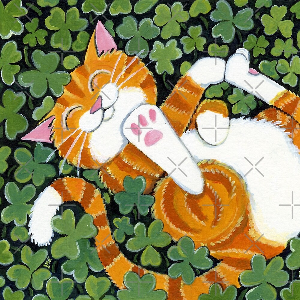Rolling in Clover by Lisa Marie Robinson