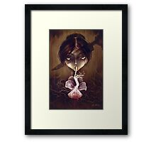 Mary Jane Kelly by Élian Black'Mor Framed Print