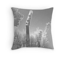 Towers and Turrets (7) Throw Pillow