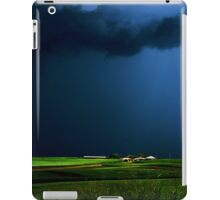 Wild, wild weather iPad Case/Skin